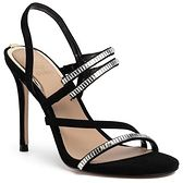 Sandały GUESS - Kaden FL6KAN SUE03 BLACK