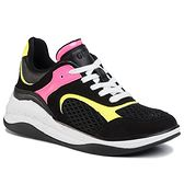 Sneakersy GUESS - Saucey FL6SA2 ELE12  BLACK