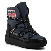 Buty TOMMY HILFIGER - City Voyager Snow Boot FW0FW04574 Desert Sky DW5