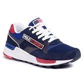 Sneakersy POLO RALPH LAUREN - Trckstr Sprt 809793811002  Navy