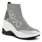 Sneakersy LIU JO - Karlie Revolution BA0065 TX125 Silver 00532