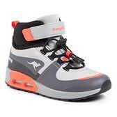 Sneakersy KANGAROOS - Kanga X Hydro 18390 000 2015 Steel Grey/Red