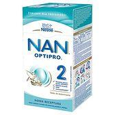 NAN OPTIPRO 2 Mleko następne dla niemowląt powyżej 6. miesiąca 350 g