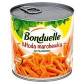 Bonduelle Młoda marchewka ekstradrobna 400 g
