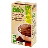 Carrefour Bio Deser sojowy czekoladowy 530 g