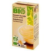 Carrefour Bio Deser sojowy waniliowy 530 g