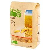 Carrefour Bio Makaron fusilli 500 g