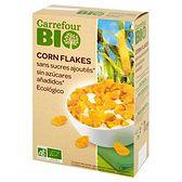 Carrefour Bio Płatki kukurydziane 500 g