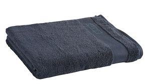 Ręcznik Tex Bath Bawełna Gładki Ciemnoszary 70x140