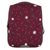 Plecak z wymienną nakładką STARS