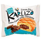 The Bakers Karuzo Pita z ciasta francuskiego z kremem kakaowym i czekoladą 62 g