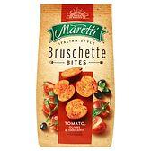 Maretti Pieczone krążki chlebowe o smaku pomidory oliwki oregano 70 g