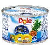 Dole Tropical Gold Plastry ananasa w soku 227 g