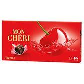 Mon Chéri Praliny z czekolady z całą czereśnią w likierze 157,5 g