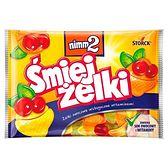 nimm2 Śmiejżelki Żelki owocowe wzbogacone witaminami 100 g