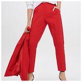 Mohito - Spodnie cygaretki - Czerwony