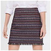 Żakardowa mini spódnica