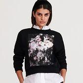 Reserved - Bluza z nadrukiem - Czarny