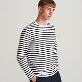 Reserved - Koszulka z długim rękawem - Biały