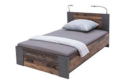 Łóżko CLIF CLFL1121-C546 120x200 cm
