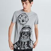 Koszulka z nadrukiem kolekcja AMINA x CROPP