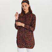 Koszula w tygrysie prążki