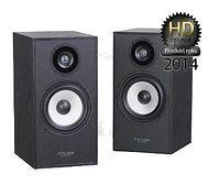 Pylon Audio Pearl Monitor (czarny) (bez podstaw) 2 szt.