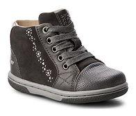Buty zimowe dziecięce Geox brazowy