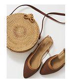 Sandały damskie Born2be ze skóry ekologicznej gładkie