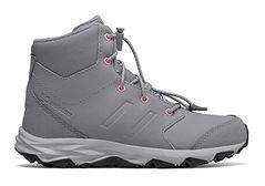 New Balance buty zimowe dziecięce nylonowe