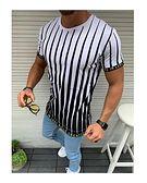 T-shirt męski z krótkim rękawem