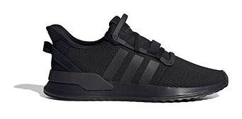 Adidas Originals buty sportowe męskie czarne sznurowane