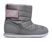 Buty zimowe dziecięce szare New Balance