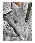 Spodnie męskie  szary