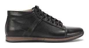 Buty zimowe męskie Domeno czarny