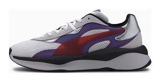 Buty sportowe damskie Puma nike dual fusion sznurowane bez wzorów1