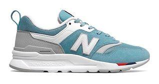 Buty sportowe damskie New Balance casualowe młodzieżowe