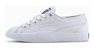 Buty sportowe damskie białe Puma klasyczne