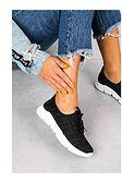 Buty sportowe damskie Casu czarny