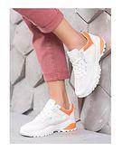 Buty sportowe damskie CzasNaButy sneakersy gładkie