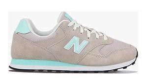 Buty sportowe damskie New Balance sznurowane