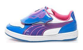 Buty sportowe dziecięce Puma w nadruki