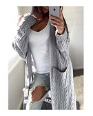 Sweter damski Sandbella z dekoltem w literę v