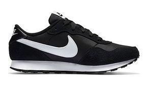 Nike buty sportowe damskie md runner bez wzorów zamszowe sznurowane