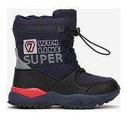 Born2be buty zimowe dziecięce śniegowce