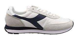 Szare buty sportowe męskie Diadora sznurowane