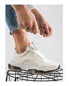 Buty sportowe damskie CzasNaButy sneakersy ze skóry
