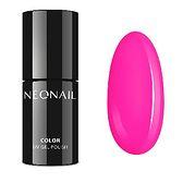 Lakier Hybrydowy 7,2 ml - Neon Pink