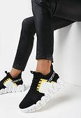 Czarne Sneakersy Cythiera