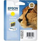 Tusz EPSON T0714 Żółty